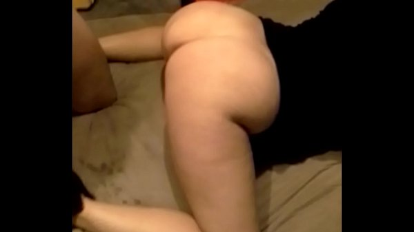 Wife fucking a big cock while husband tapes