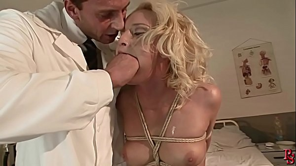 Kinky sex therapy for sex maniac girl. BDSM bondage sex movie. Thumb