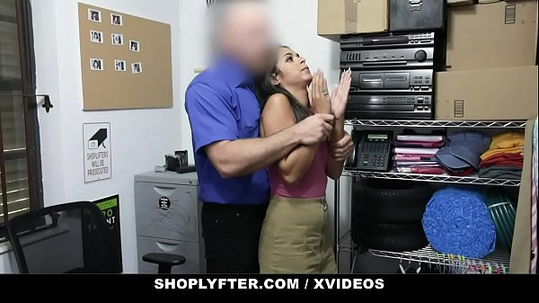 ShopLyfter - Nervous Latina (Vienna Black) Caught Stealing Is Forced To Fuck Thumb