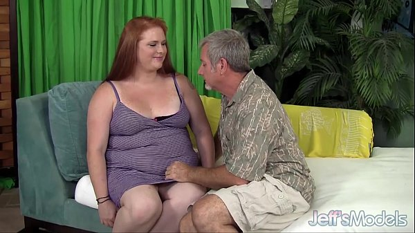 BBW Scarlett Raven is filled with cock