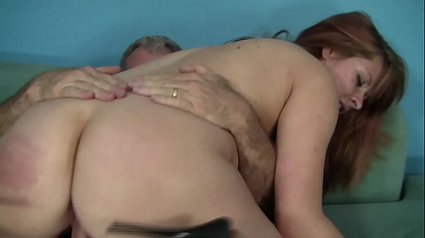 Old Champ fucks the Young & Hot All Natural Amateur Babysitter at home hard