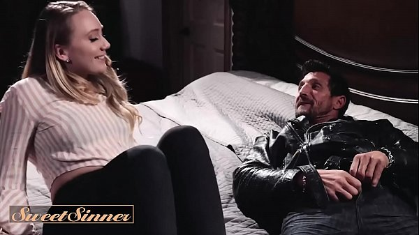 PAWG blonde AJ Applegate loves dilf - Sweet Sinner Thumb