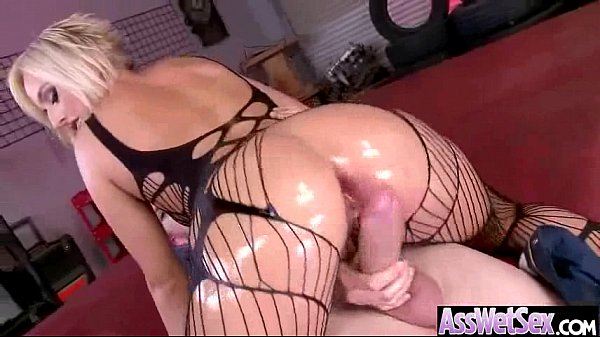 Big Ass Get Oiled Then Deep Anal Nailed (kate england) clip-14
