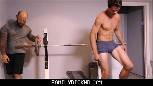 2018-12-26 00:31:50 - Bear Father And Jock Son Workout Fuck 8 min  HD http://www.neofic.com