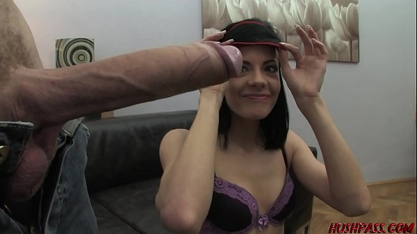 Huge cock anal for Euro babe Aliz Thumb