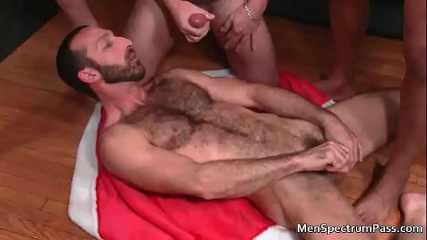 Great gay group sex scene with a lot gay video