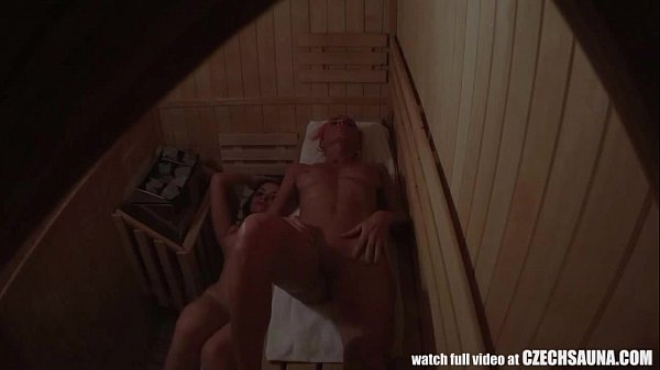 Two Amazing Figures Spied in Sauna Thumb