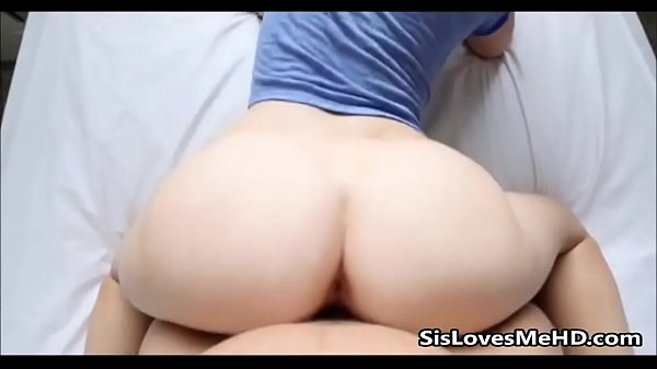 Blonde Teen Step Sister (Zoey Parker) Fucked Me