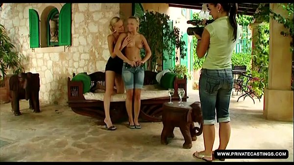 Lesbian Casting: When Keana Moire discovered Michele