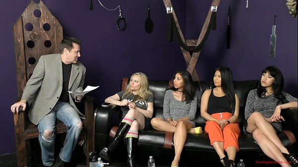 Aiden Starr Topless Interviews w/ Jayden Lee, Maya Mona, Jasmine Summers Thumb