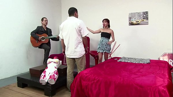 Calming Down the Hot Latina Wife with a Big Dic...