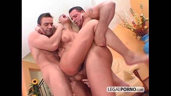 Two guys with big cocks fuck two horny babes HC-14-04
