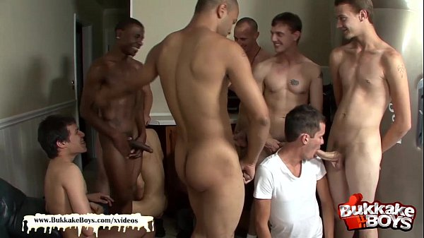 2018-11-11 16:32:18 - Twink's bukkake turns into an orgy 12 min  HD http://www.neofic.com