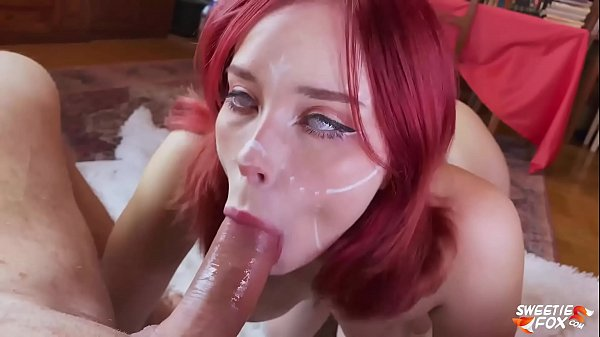 Sexy Elf POV Blowjob and Cowgirl on Dick in Sto...