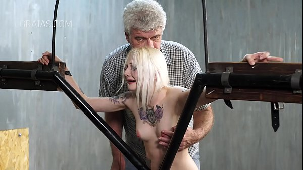 Blonde slaves punished Thumb