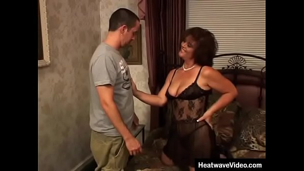Amazing mom fucked by daughter's new boyfriend