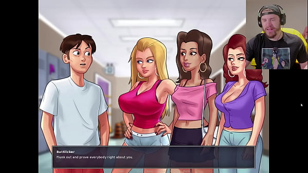HOW TO GET BANNED FROM THE LIBRARY (Summertime Saga) [Uncensored] Thumb