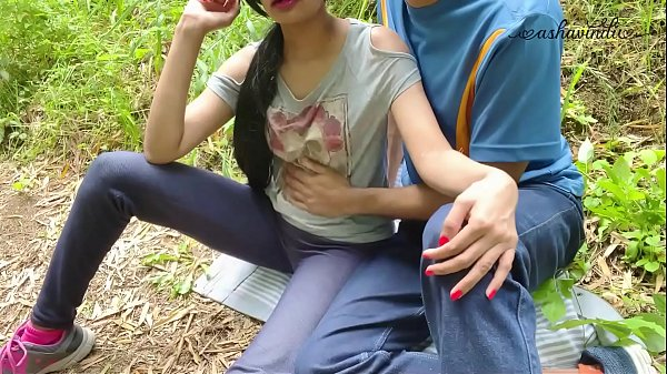 Her Juicy Pussy made me Cum in a Public Park. Ashavindi