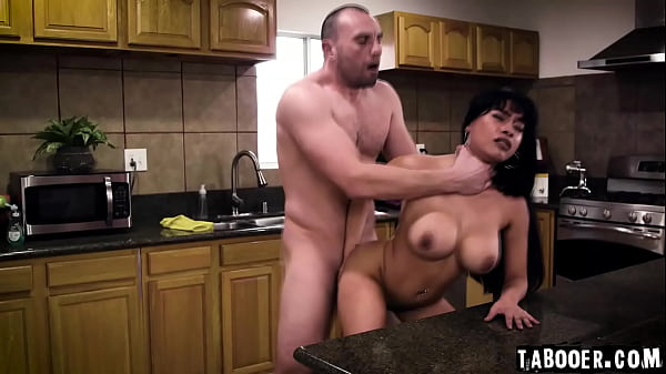 Timid yet super hot Latin American maid Aryana Amatista humiliated and sexually exploited by her sadistic boss Stirling Cooper!