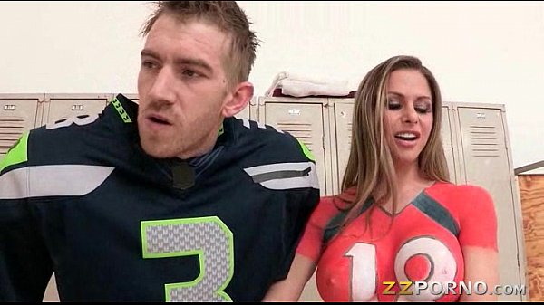Seahawks jersey sex porn something