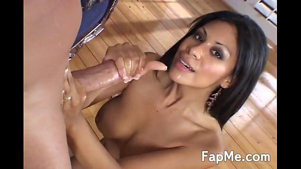 Hot girl loves to please a nice cock