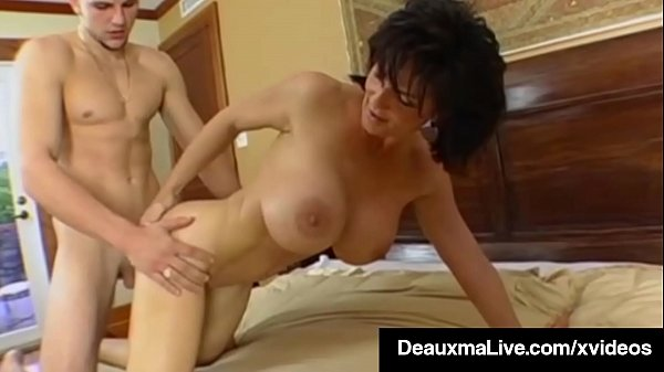 Stunning Fit Milf Deauxma Gets Ass Banged By Hard Young Stud
