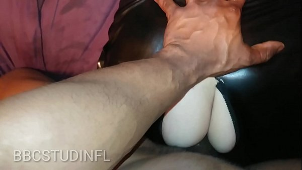 BBC Deepthroat Queen Gets Nasty Thumb
