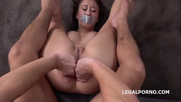 Russian Anal Casting Tipsy Tip first time anal with rough balls deep action and cum in mouth GL101