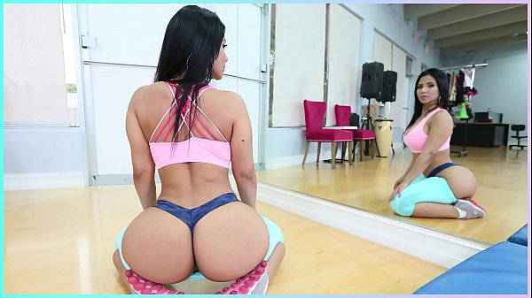 BANGBROS - Big Ass Latina MILF Rose Monroe Teac...