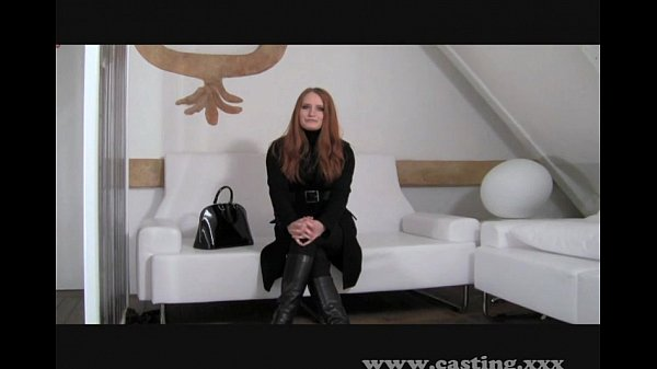 Denisa Heaven: Casting - Redhead Is Ready To Go All The Way