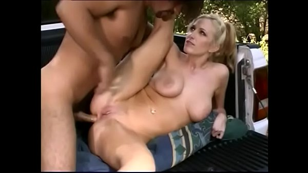 Hot chick gets cunt licked and ass and pussy fucked in van before getting cream