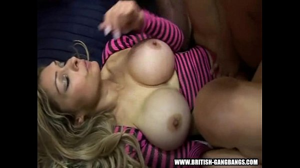Emma's Party- British amateur girls gangbang swingers party