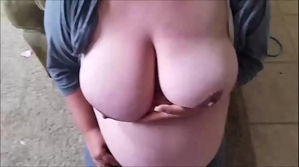 Chubby Chick Getting a Facefull of Cum