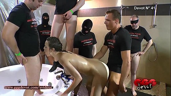 Little pee lover gangbang