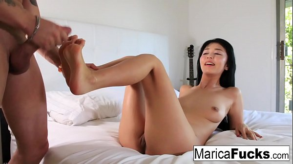 Home movie with Marica Hase and studly Jason wh...
