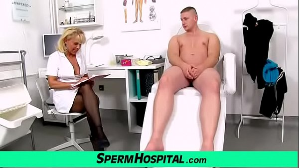Doctor patient role play with hot lady Koko Margit Thumb
