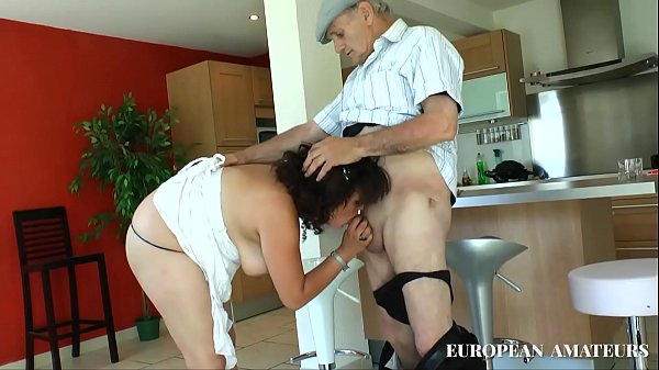 The old man wants to fuck