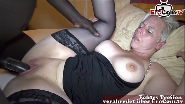 german housewife with big natural tits fucks wi...