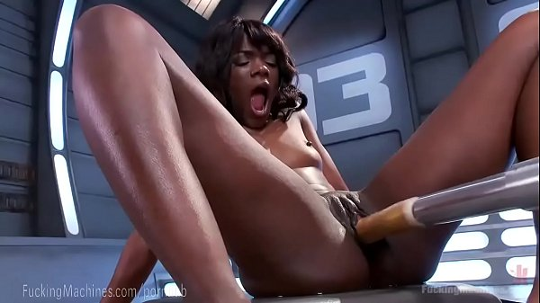 Ebony Babe Squirts All Over Her Toys - Ana Foxxx