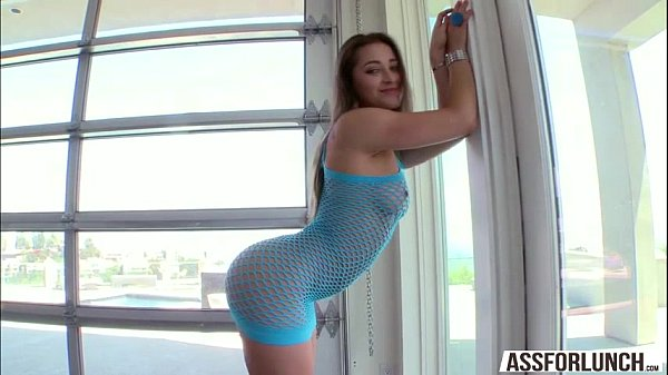 Sexy pornstar Dani Daniels shows off her perfect ass and gets fucked doggystyle