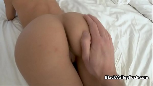 Ebony cocked by stranger after giving her a free ride