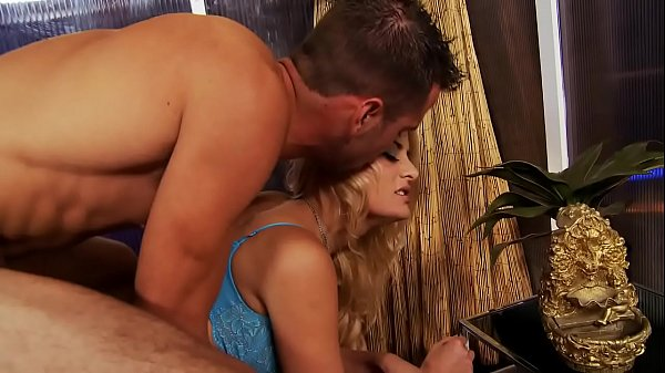 Skinny Blonde Chloe Conrad Gets Plowed by Her Man Right Up The Ass Thumb