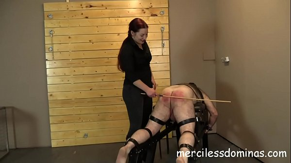 He Came For A Caning - Merciless Goddess Sophia Thumb