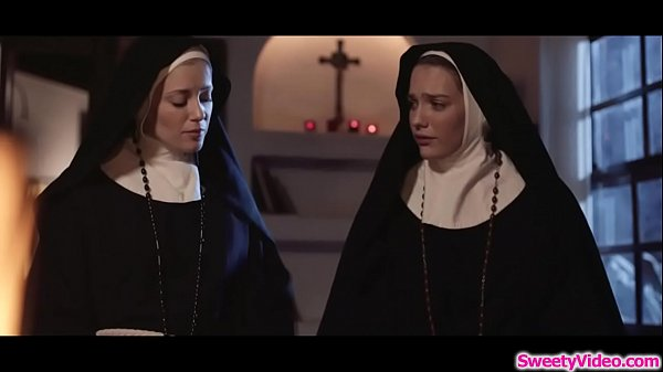 Blonde nuns eating each others cunt Thumb