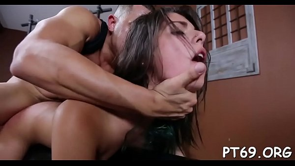 Extraordinary sex for a charming babe
