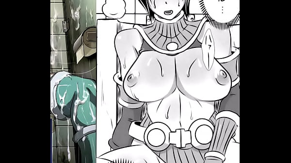 MyDoujinShop - Sexy Alien Girl Is a Dirty Slutty Nympho Who Gets a Nasty Creampie Hentai Comic