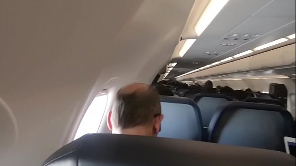 Public Airplane Blowjob Thumb
