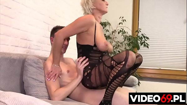 Polish porn - Homemade step mom and son