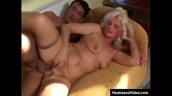 Don't let anyone tell you that old ladies don't fuck!
