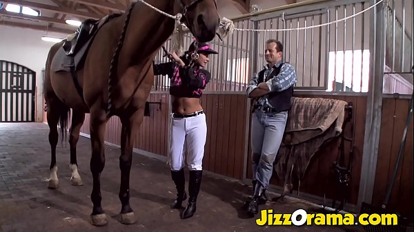JizzOrama - Latina Tera Joy Run Cock Like a Horse !